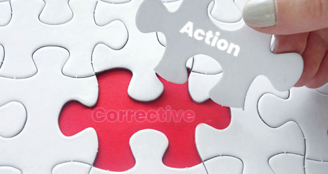Corrective Action Request
